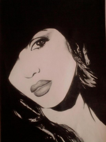 Jessica Alba by Vanesa.S